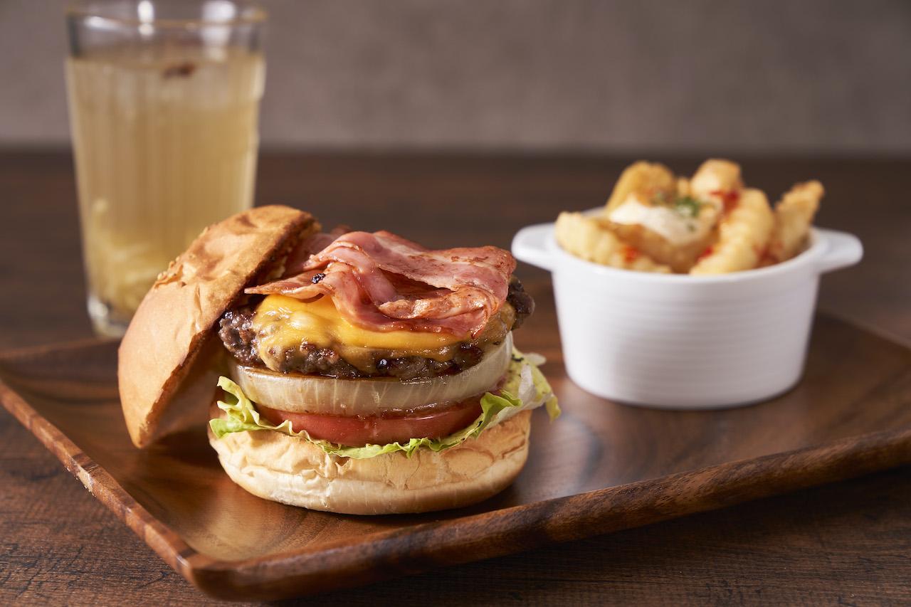 東京初出店『Ju the burger(ジューザバーガー)』