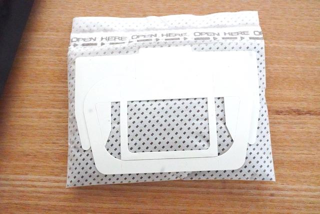 ドリップ式のコーヒーの袋