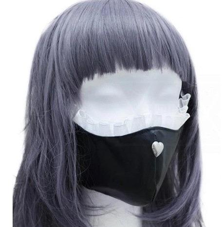 【Devilish】Fetish girl mask