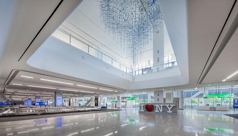 LaGuardia Terminal B (C) New York State Gov