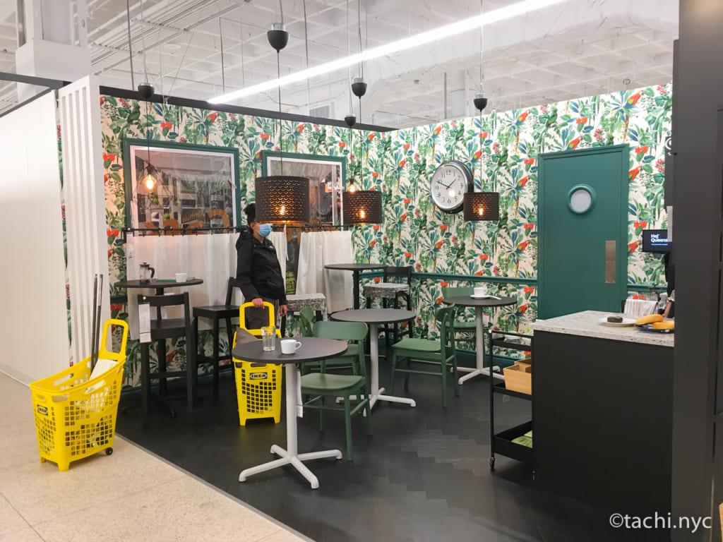 NYC IKEAのインテリア・コーディネート