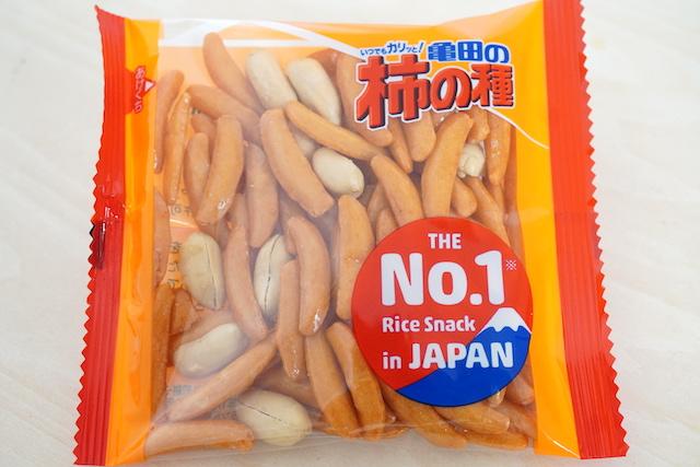 亀田の柿の種小袋