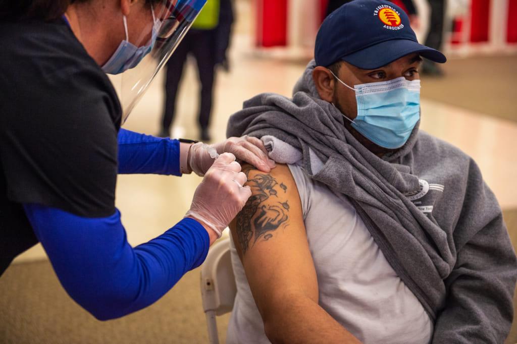 Queenbury Vaccination Site