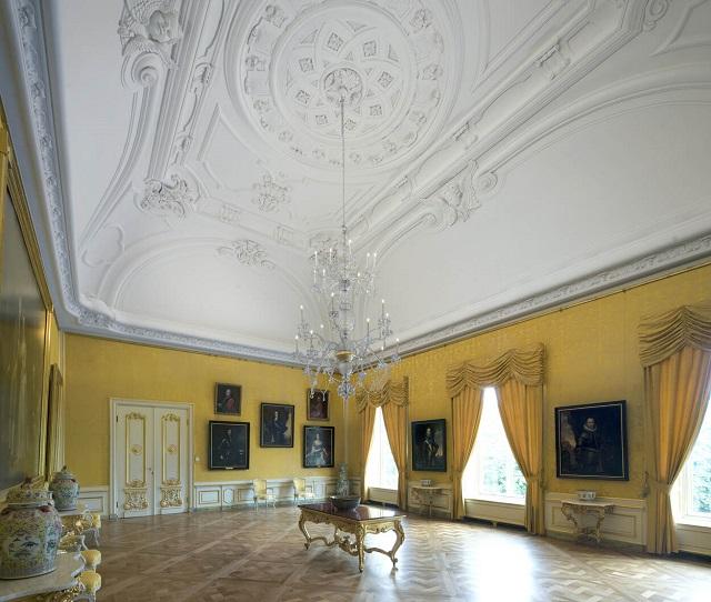 ハウステンボス宮殿のホール