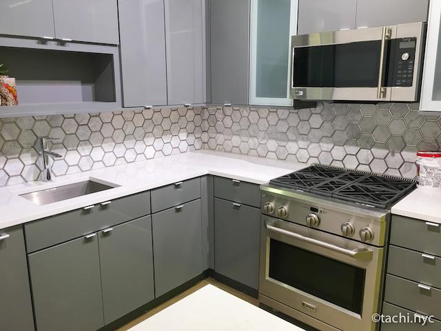 ホームデポ システムキッチン例1