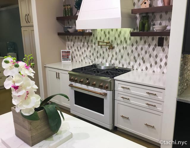 ホームデポ システムキッチン例4
