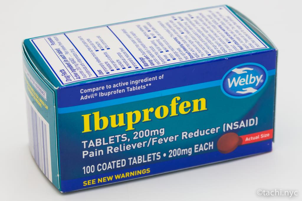 Ibuprofen アイブプロフェン