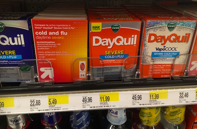 DayQuil デイクィル