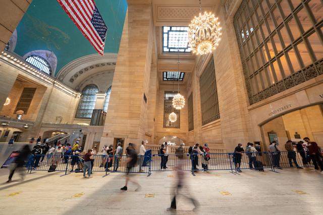 ニューヨーク グランドセントラル駅 (C) NY Gov