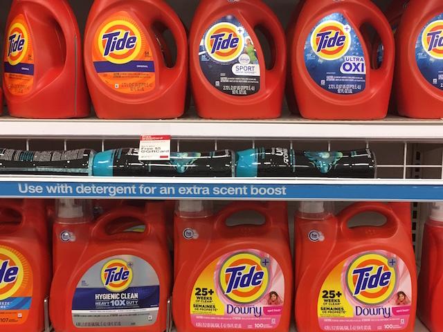 洗濯洗剤 Tide 液体洗剤