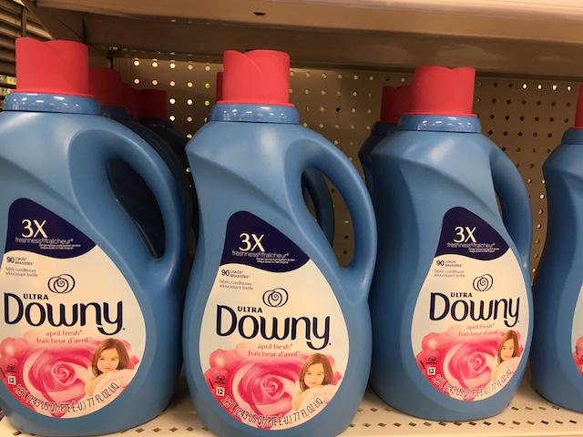 柔軟剤 Downy