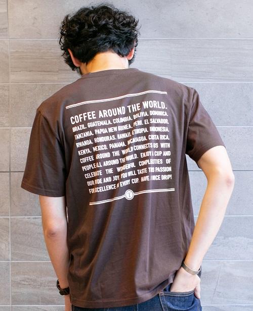 「COFFEE AROUND THE WORLD」