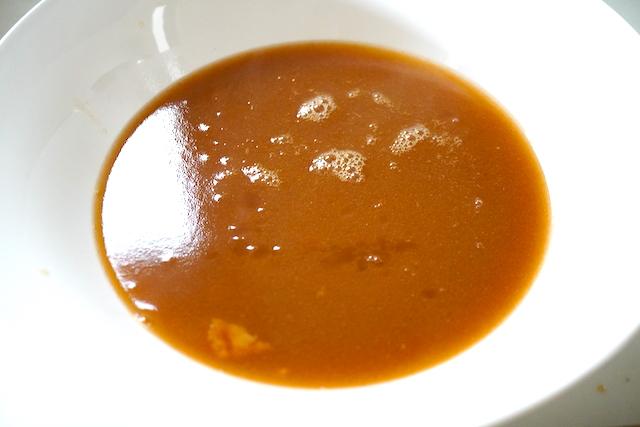丼のスープ