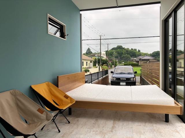 コンテナハウス、上総一ノ宮、ワーケーション、airbnb
