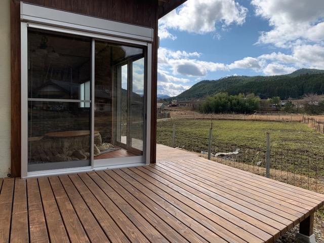 トレーラーハウス、タイニーハウス、熊野古道、近露王子、Airbnb