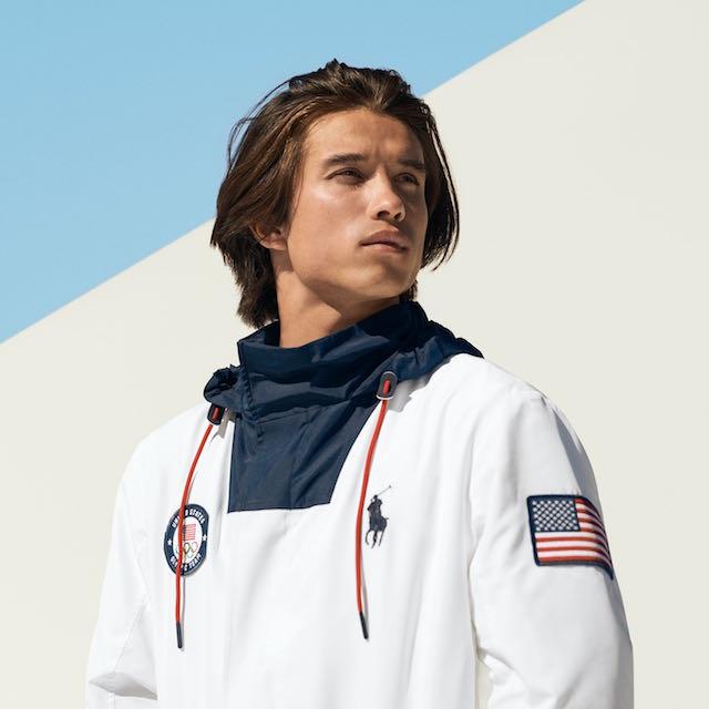 Ralph Lauren Team USA Closing Ceremony Jacket  $495.00