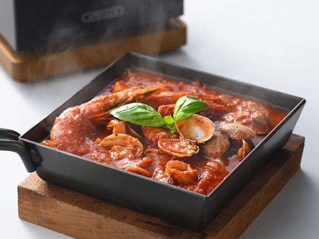 COMPACT DEEP PANで作る料理