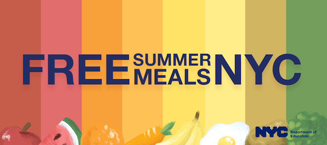 Summer Meals - NYC