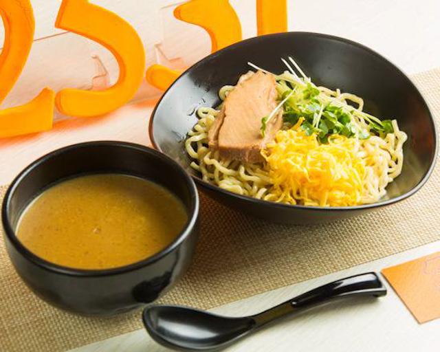 カレーつけ麺(普通盛り)