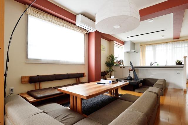 リモートワーク、Airbnb、大阪、谷町四丁目、和室、和風