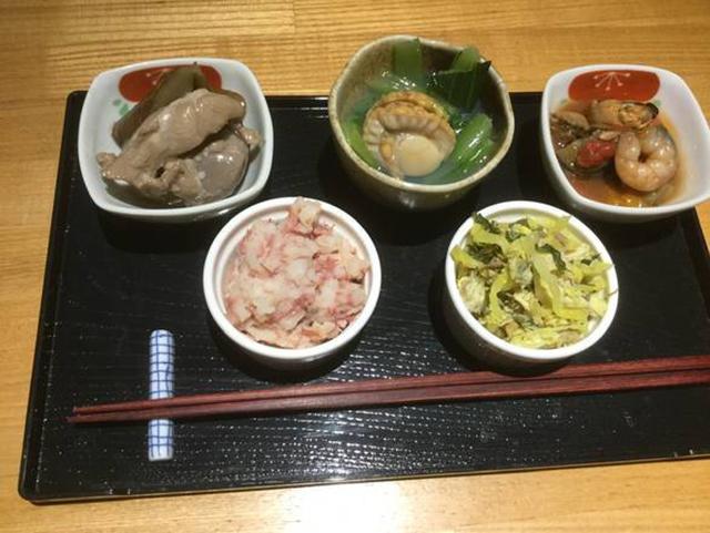 十六夜 お任せお惣菜 小鉢サイズ(5種)